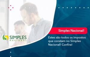 Simples Nacional Conheça Os Impostos Recolhidos Neste Regime (1) - DRA Finance